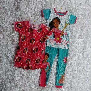 Other - Nwt 4 piece pajama elena of avalor